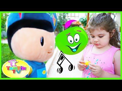 Pepee Ve Eylül Erik Dalı Gevrektir   Meyve Topluyor  Kids Videos   Eğlenceli Evcilik   Tontik Tv indir