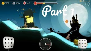 Prime Peaks - Gameplay Walkthrough Part 1 Green Forest and Helloween (iOS, Android)