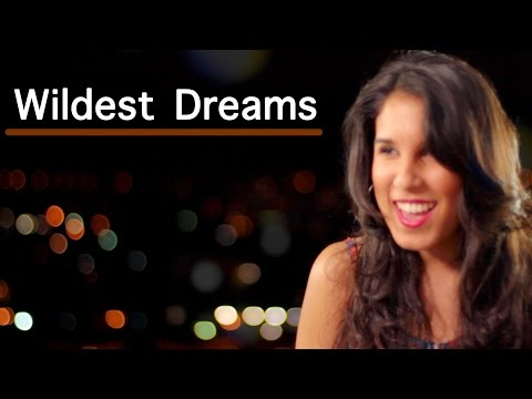 Wildest Dreams - Taylor Swift - Español Cover - Mariafer