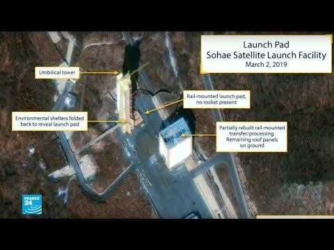الأقمار الصناعية تكشف وجود نشاط داخل منشأة صواريخ في كوريا الشمالية  - 16:55-2019 / 3 / 25