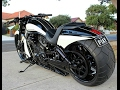 V Rod custom Harley Davidson