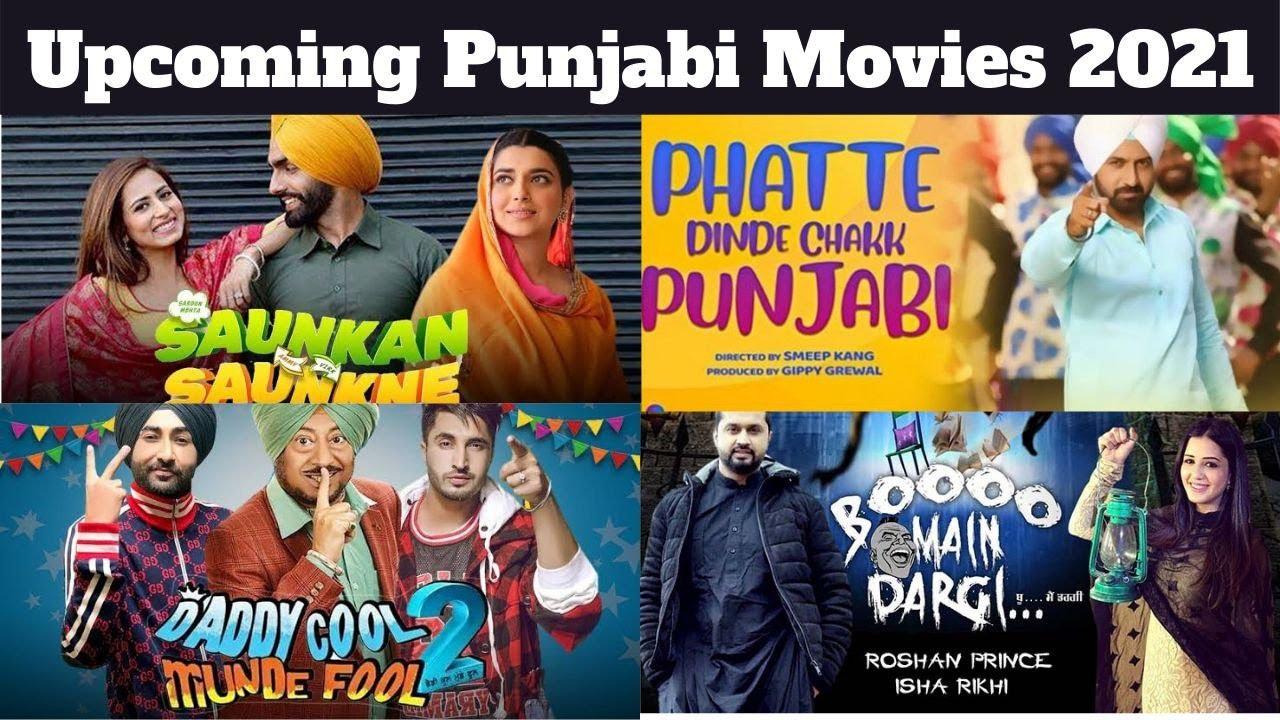 Download Top 5 Punjabi Upcoming Movies 2021 ! Latest Punjabi movies !