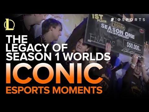 ICONIC Esports Moments: The Legacy of Season 1 Worlds - FNC vs. aAa (LoL)