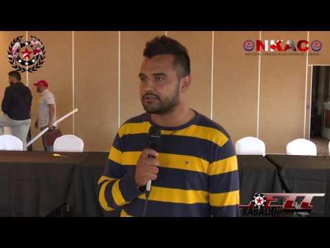 Rupinder Jalal  NKAC Media Event