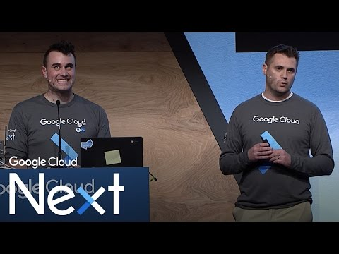 Building scalable apps with Cloud Datastore (Google Cloud Next '17)