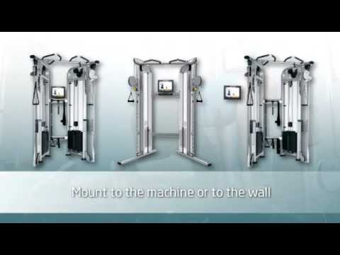 Life Fitness DAP Console Overview