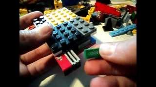 Japanese Lego Puzzle Box Nr 3 V.1