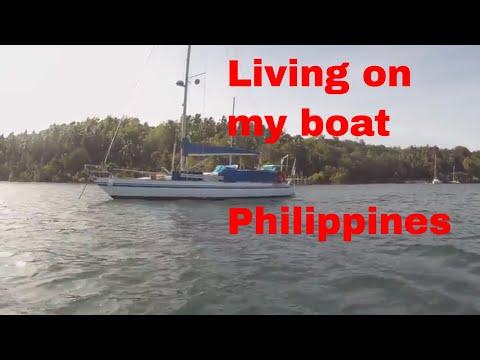 On My Boat. Retirement Plans.