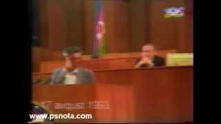 Г Алиев и Р Газиев