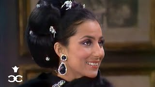 Cher on The Carol Burnett Show (1975): 'The Not So Eternal Triangle'