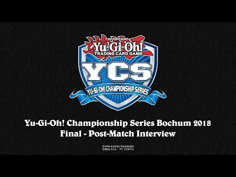 YCS Bochum 2018: Final Interview