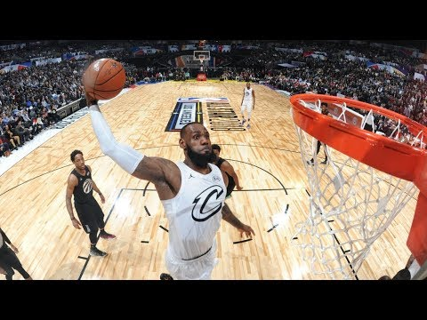 Team LeBron vs Team Stephen  Full Game Highlights  February 18, 2018  2018 NBA AllStar Game