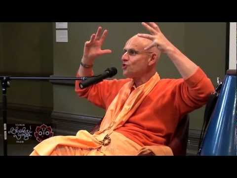 Mantra Meditation Workshop - HH Kadamba Kanana Swami