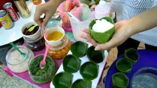 coconut ice cream bangkok thailand