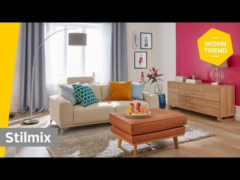 Kreativ & individuell einrichten: Der Stilmix im Wohnzimmer | Roombeez – powered by OTTO