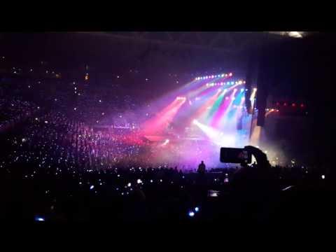 Martin Garrix One more time Daft Punk North Summer Festival