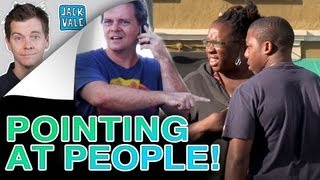 Pointing At People Prank!