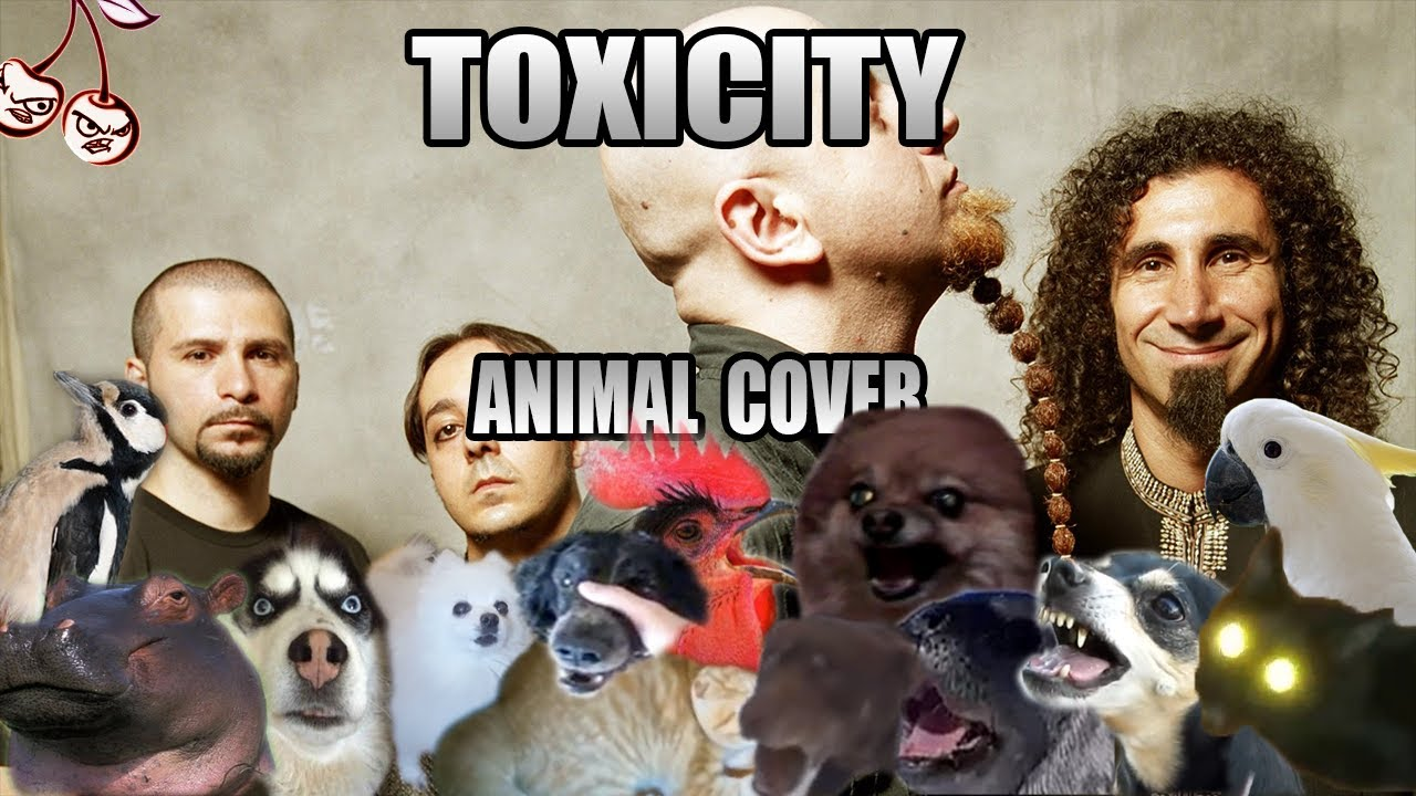 System Of A Down - Toxicity (Animal Cover)