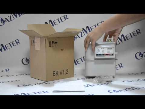 Обзор газового счетчика Elster BK4 от интернет магазина GazMeter.com