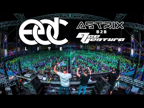 EDC Live - EDC Las Vegas 2016: Astrix b2b Ace Ventura @ circuitGROUNDS hosted by Dreamstate