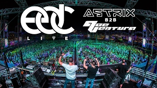 edc live   edc las vegas 2016 astrix b2b ace ventura circuitgrounds hosted by dreamstate