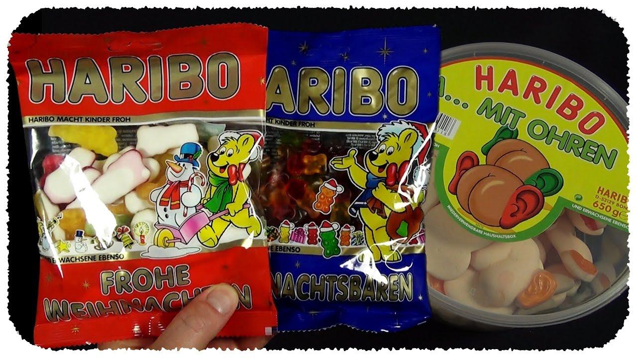 Haribo Weihnachten.3x Haribo Weihnachten Arsch Mit Ohren