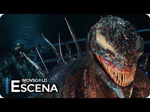 VENOM vs RIOT Escena Completa 2018 (Español Latino) | Full HD