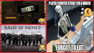 Counter Strike Players Will Replay This Video 😂