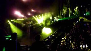 Godskitchen Perth Special Winter Edition 2010 : Gareth Emery - Part 1