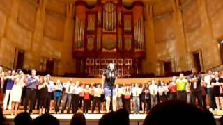 Man in the Mirror by Emory University A Cappella @ Barenaked Voices 2010