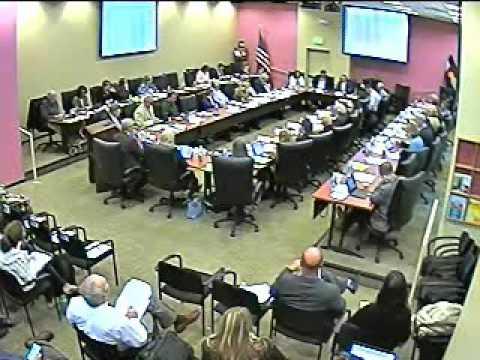 Board of Directors Meeting, May 17, 2017