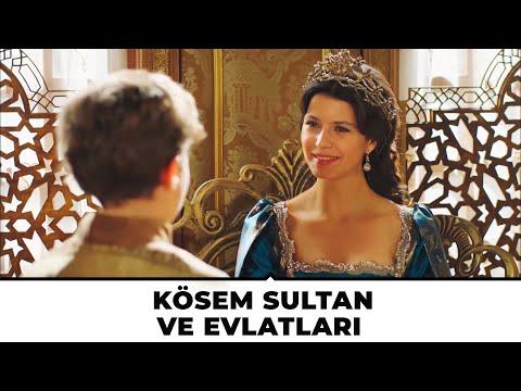 Muhteşem Yüzyıl: Kösem 21.Bölüm | Kösem Sultan ve evlatları