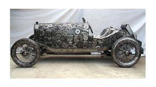 Эксклюзивные раритетные автомобили (ретро авто).  Реставрация из металлолома(Всем привет! В этом выпуске покажем серию экзотических раритетных автомобилей от компании Giganten Aus Stahl. Эти..., 2016-10-12T13:36:07.000Z)