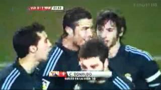 YouTube   Cristiano Ronaldo Goal Valladolid   Real Madrid Free Kick HQ HD 3 1