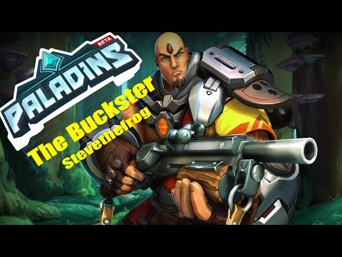 PALADINS CUSTOM GAMES ,Incredible Intelligence from outter space with a mix of duck, and a dream ...