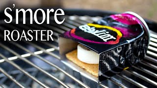 Repeat youtube video How to Make a S'mores Roaster!