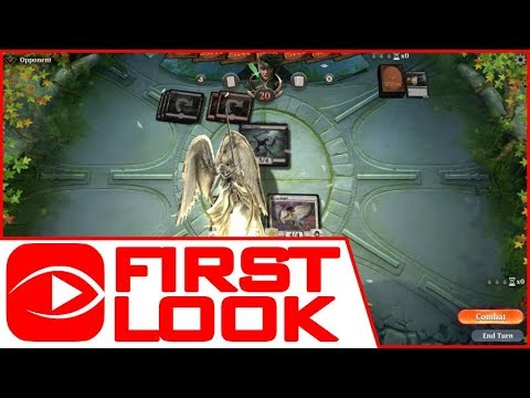 Magic: The Gathering Arena - Gameplay First Look