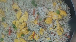 How To Make Chinese Fried Rice | recipe by easy cooking with Shazia