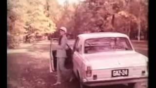 ГАЗ-24. Рекламный ролик Автоэкспорта