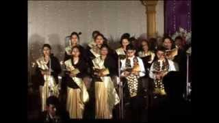 CHRISTMAS HINDI SONG - POORAB KI THANDI HAWAEIN 2012