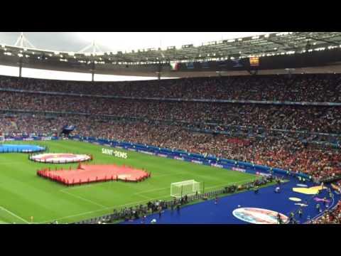 hymne national italia squadra azzurra euro 2016