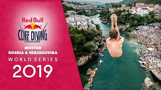 Red Bull Cliff Diving World Series LIVE in Mostar, Bosnia and Herzegovina của Red Bull 0 lượt xem