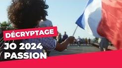 Paris 2024: Passion + Purpose