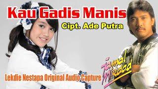 KAU GADIS MANIS (Cipt. Ade Putra) - Vocal by Jamal Mirdad