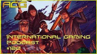 International Gaming Podcast #120 Vane, Genesis Alpha One, Account Hacks, Ace Combat 7, RE2 Remake