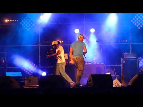 Mélo Vybz - live Antenne Reunion Tour 6