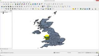 Shapefile to KML With QGIS