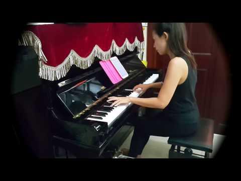 Ludovico Einaudi - Primavera | Piano cover by Linh Tran