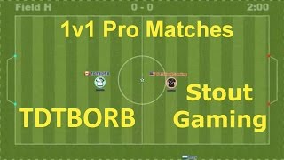 New Week, New Challenge! 1v1 Pro Matches : TDTBORB: Teamball.io