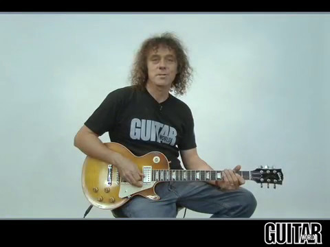 Jimmy Brown show us how to play Led Zepplin Immigrant Song